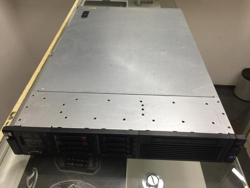 servidor hp dl380 g7 2 xeon quad 32gb 2 hd sas 300gb nf