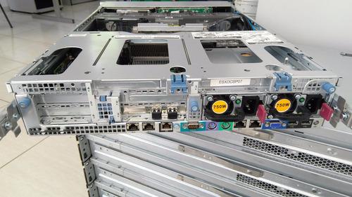 servidor hp dl380 g7 gen7 (2x sixcore, 64gb) dell r710 bgp