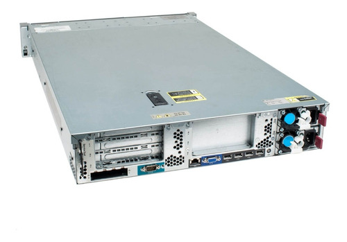 servidor hp dl380p g8, sixcore, 8 gb ram