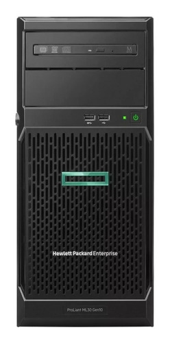 servidor hp intel xeon quad core 8gb ddr4 1tb sata win10