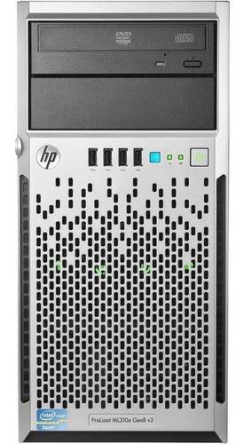 servidor hp ml310e g8 v2 1 xeon e31220v2 8gb