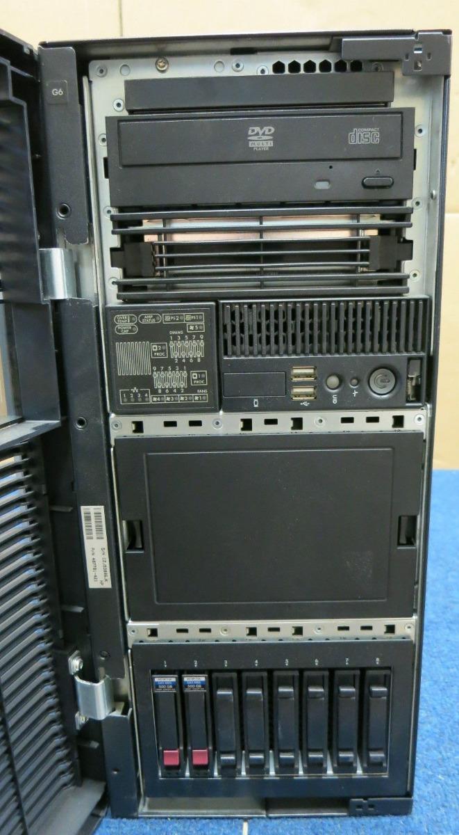 hp proliant dl380 g6 drivers windows server 2003 download
