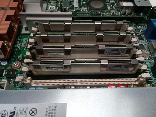 servidor hp proliant dl160 g5 **ler a descrição**
