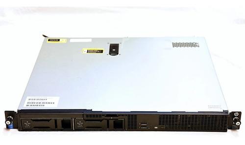 servidor hp proliant dl320e g8 v2 server - funcionando