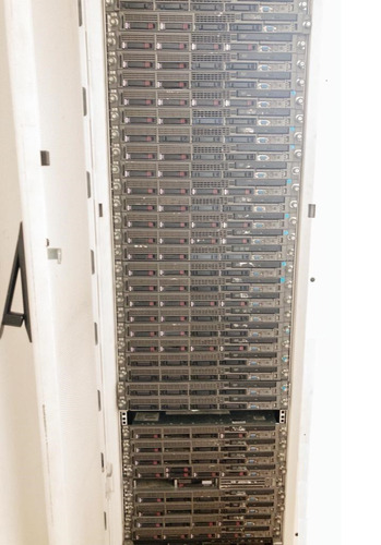 servidor hp proliant dl360 g5 146gb sas r610