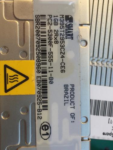 servidor hp proliant dl360 g5 8gb ram 4x146gb sas
