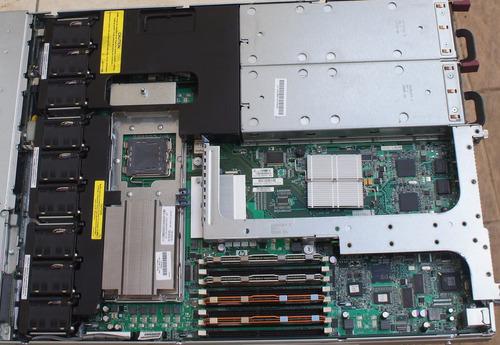 servidor hp proliant dl360 g5 quadcore 2.0g 4gb 2hd146 nº50