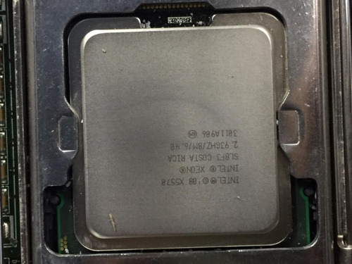 servidor hp proliant dl360 g6 2 processadores xeon x5570 quadcore 16g 2 sas 450 10k controladora raid p410i entrega imed