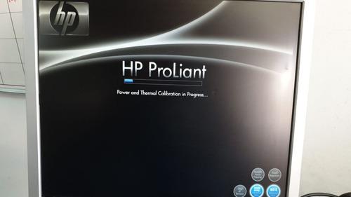 servidor hp proliant dl360 g7  2 xeon x5650 32g 2x 450gb nf