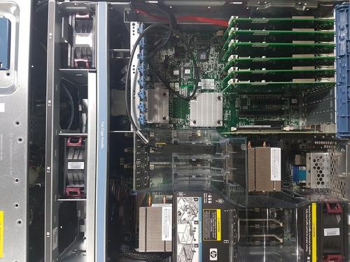 servidor hp proliant dl370 g6 2 x 2.53ghz quad 6 x 300gb 10k