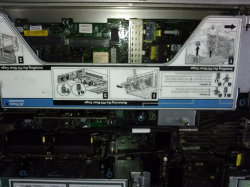 servidor hp proliant  dl380 g5