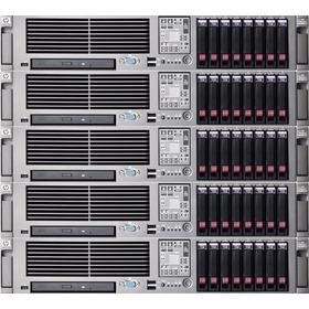 Servidor Hp Proliant Dl380 G5 E5450 3.0 Ghz 2 Quad Core 16gb