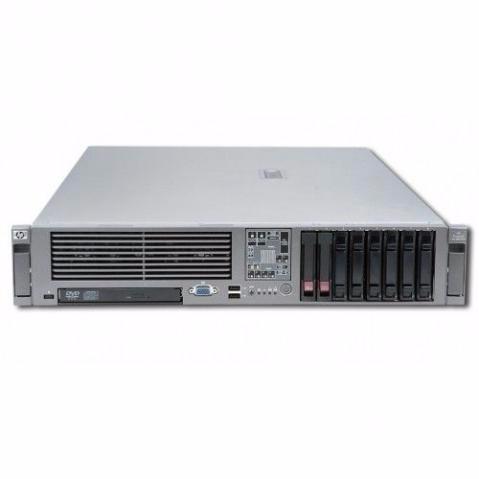 servidor hp proliant dl380 g5 intel xeon 2ghz 4-core 8gb