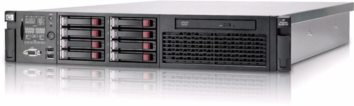 servidor hp proliant dl380 g7 2 xeon quad core 16 gb 600 gb