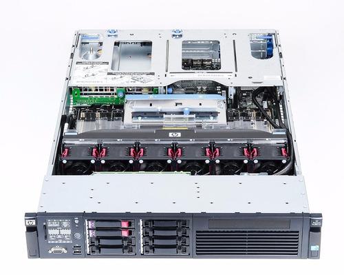 servidor hp proliant dl380 g7 32 gb 2 x xeon e5620 2 sas 200