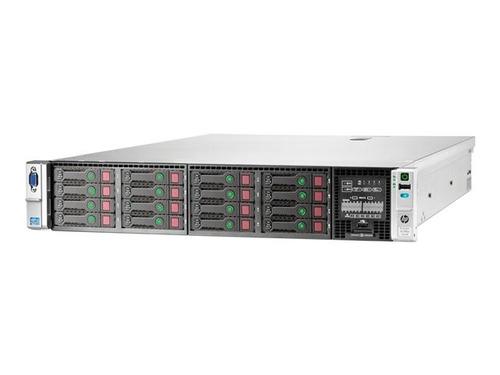 servidor hp proliant dl380p gen8 xeon e5-2630v2 2.6ghz 16g