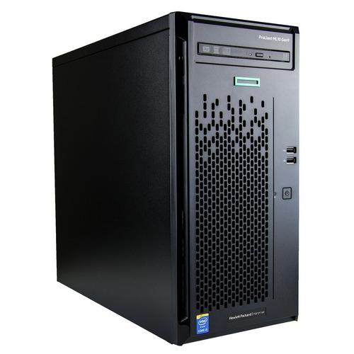 servidor hp proliant ml10 g9 intel i3-6100,8gb ram 500 dd