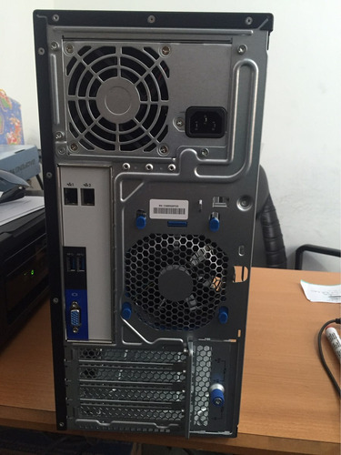 servidor hp proliant ml10 v2 core i3-4150 3.5ghz 8gb ram