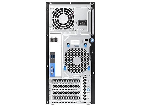 servidor hp proliant ml10 v2 i3-4150 3.5 8gb ram 500gb disco