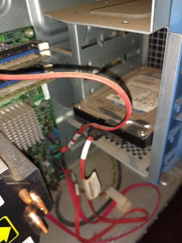 servidor hp proliant ml110