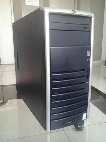 servidor hp proliant ml110 g4