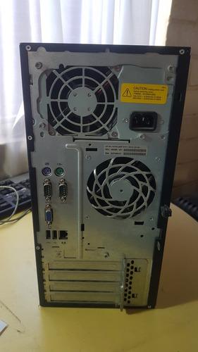 servidor hp proliant ml110  g4 server