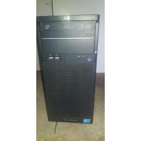 Servidor Hp Proliant Ml110 G6 Intel Xeon X3430 No Estado