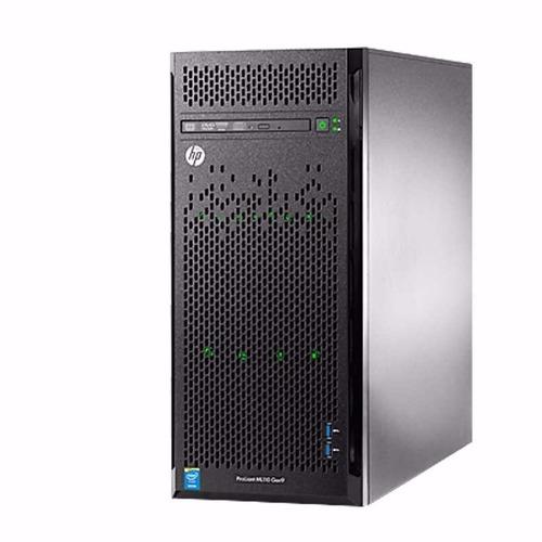 servidor hp proliant ml110 gen9 intel xeon quad core 16g 2tb