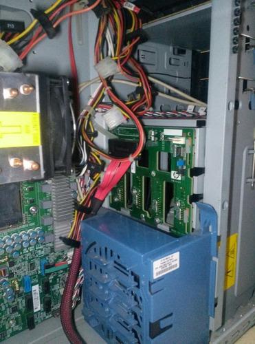 servidor hp proliant ml150 corequad e5405