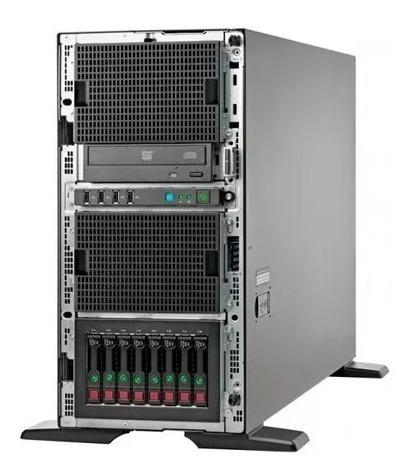 servidor hp proliant ml350p gen8 - 16tb sas..
