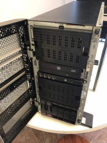 servidor hp  proliant ml350p gen8