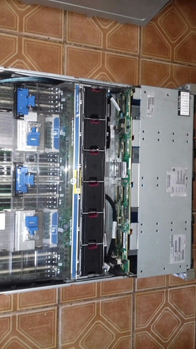 servidor hp storeonce 4500