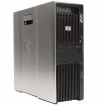 servidor hp workstation z600 quad core 8gb ram