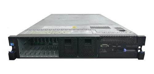 servidor ibm 3650 m3 x3650 32gb  igual dell r710 -  sixcore