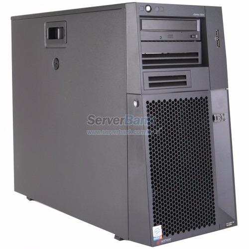 servidor ibm system xeon 990mil 4gb crece 8gb 8tb sata raid
