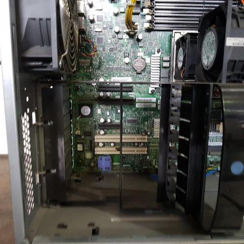 servidor ibm x3200 m3 torre quad core 2.4ghz 16gb memoria