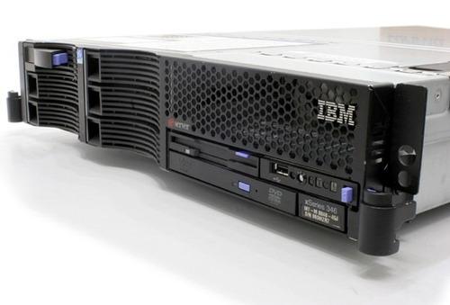 servidor ibm x346 intel xeon 3.2 ghz 8 gb 0-6disks rack