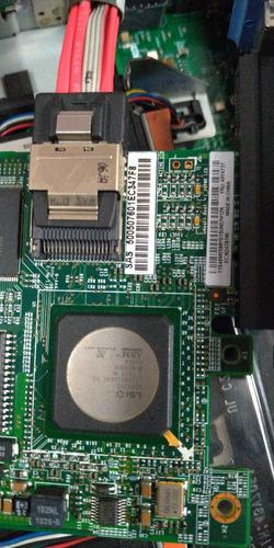 servidor ibm x3550 m3 16 gb ram hd sas/sata