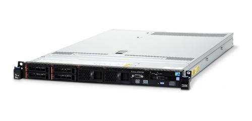 servidor ibm x3550 m4 seminovo - 12 nucleos - 32gb ram ddr3