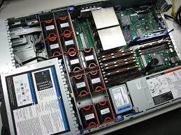 servidor ibm x3650 2x2.0ghz xeon qcore/12gb ram/2x500gb sata