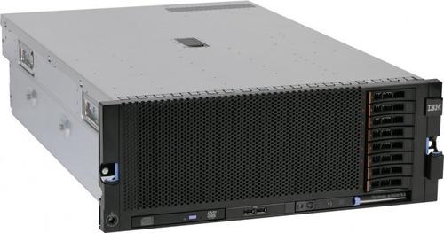 servidor ibm x3950 x5 seminovo octa-core
