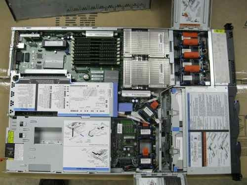servidor ibm xserie 336 con 2 xeones