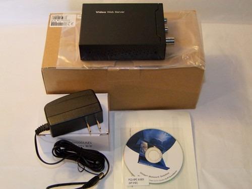 servidor ip un canal audio/video