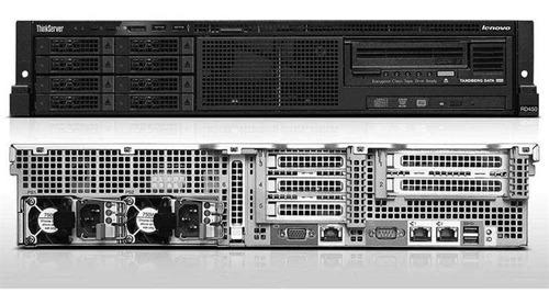 servidor lenovo rd450 e5-2630 16gb 2x600gb 70dca02abn