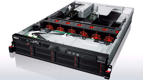 servidor lenovo rd640 xeon e5-2650 v2 2.6gh 8gb/1tb