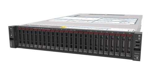 servidor lenovo sr650 2u xeon silver 4114 2.2ghz 32gb ddr4