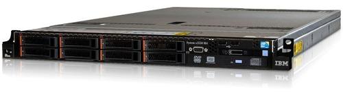 servidor lenovo systemx x3550 m4 xeon e5-2640 v2 2.0ghz 8gb