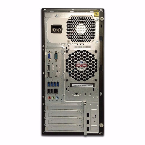 servidor lenovo thinkserver ts140 intel core i3 3,5ghz 8gb