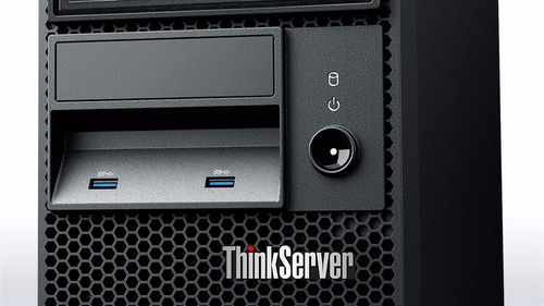 servidor lenovo thinkserver ts140 intel xeon 3.3ghz 4gb ram