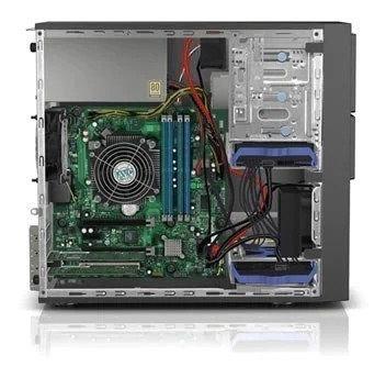 servidor lenovo ts150 e3-1225v6 3.3 ghz, 16gb, 1tb de hd